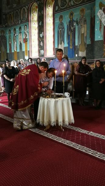 Semnarea mărturisirii de credință ortodoxă