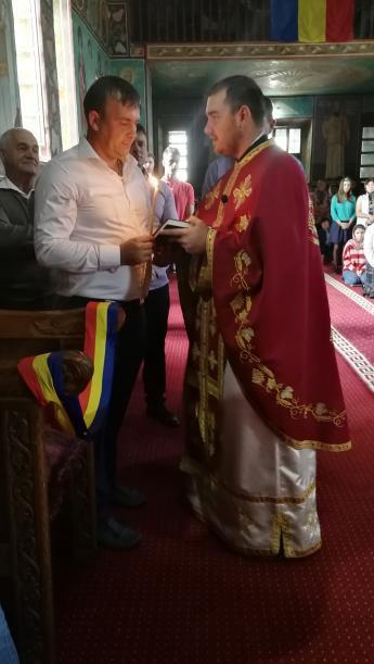 Primirea în dar a Învățăturii de credință Ortodoxă